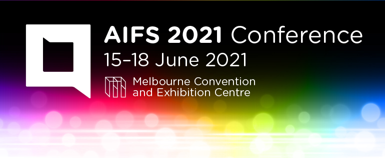 AIFS Conference 2021 logo