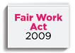 Fair Work Act 2009 - image tile