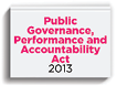 Public Governance, Performance and Accountability Act - image tile